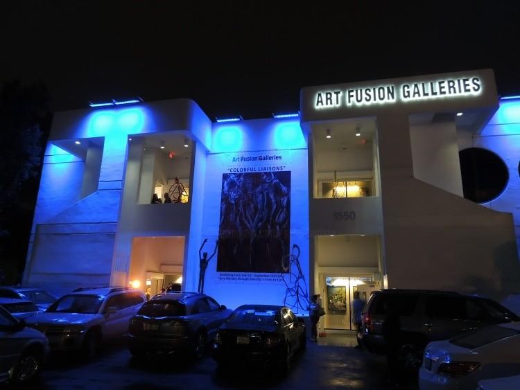 Sylvie Hamou - Art Fusion Galleries