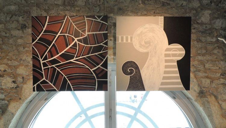 dscn3883.jpg Exposition Corps et Âme - peintures Sylvie Hamou, sculptures Dominique Saintes du 10 mai au 3 juin 2014 !!!