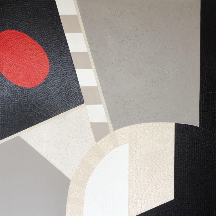 Peintures moderne,  constructivisme,  pointillisme,  modernité,  design,  graphique,  suisse,  genève