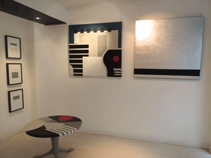Sylvie Hamou,  art contemporain,  art primitif,  moderne,  couleurs,  exposition Paris,  juillet,  dynamique